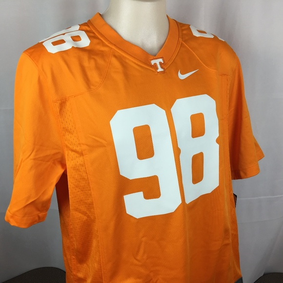 the best attitude 409c9 c2776 Tennessee Volunteers Nike Football Jersey Large NWT
